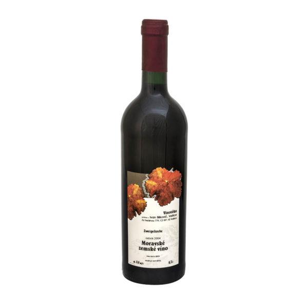 Viniterra-Zweigeltrebe-2004-Moravske-zemske-vino